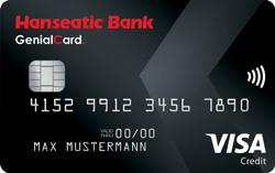 Genialcard - Kostenlose Kreditkarte